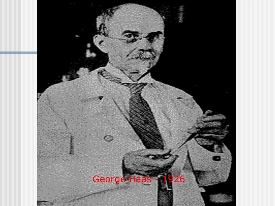 George Haas - 1926
