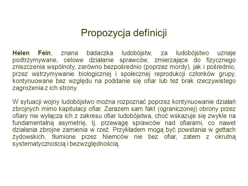 Propozycja definicji