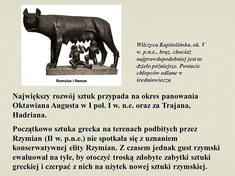 Wilczyca Kapitolińska, ok. V w. p. n. e