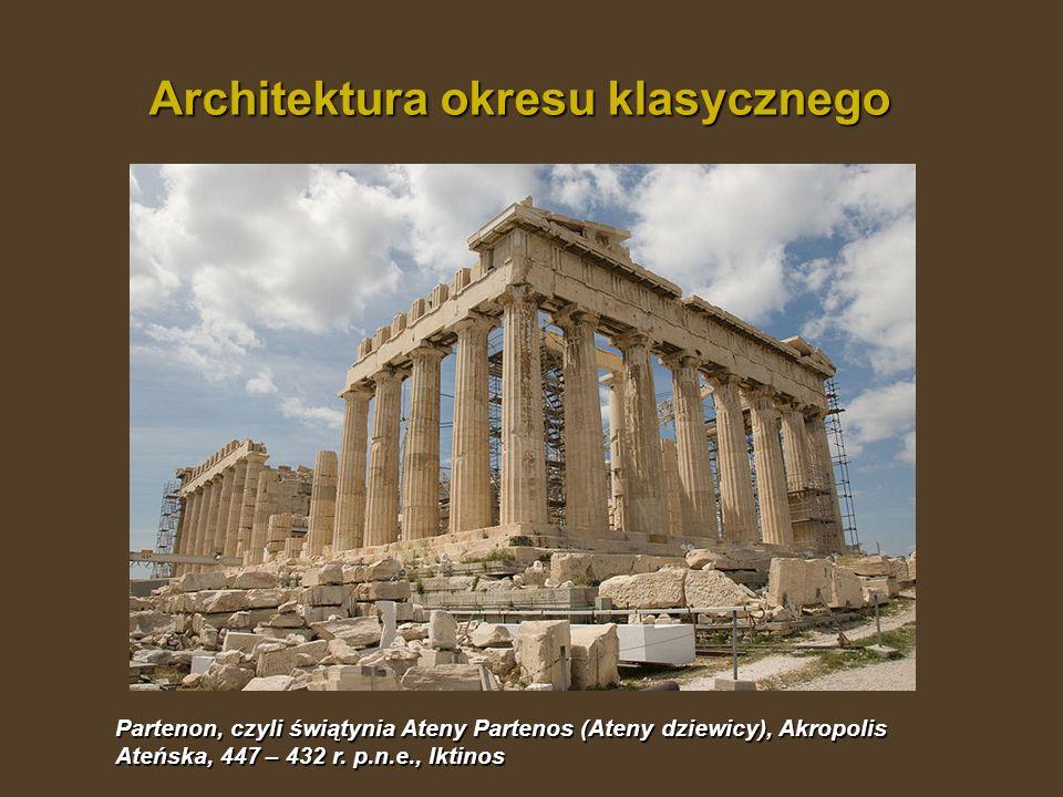 Architektura okresu klasycznego