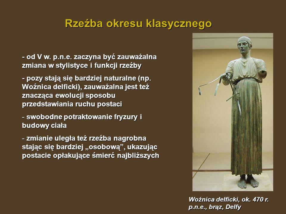 Rzeźba okresu klasycznego
