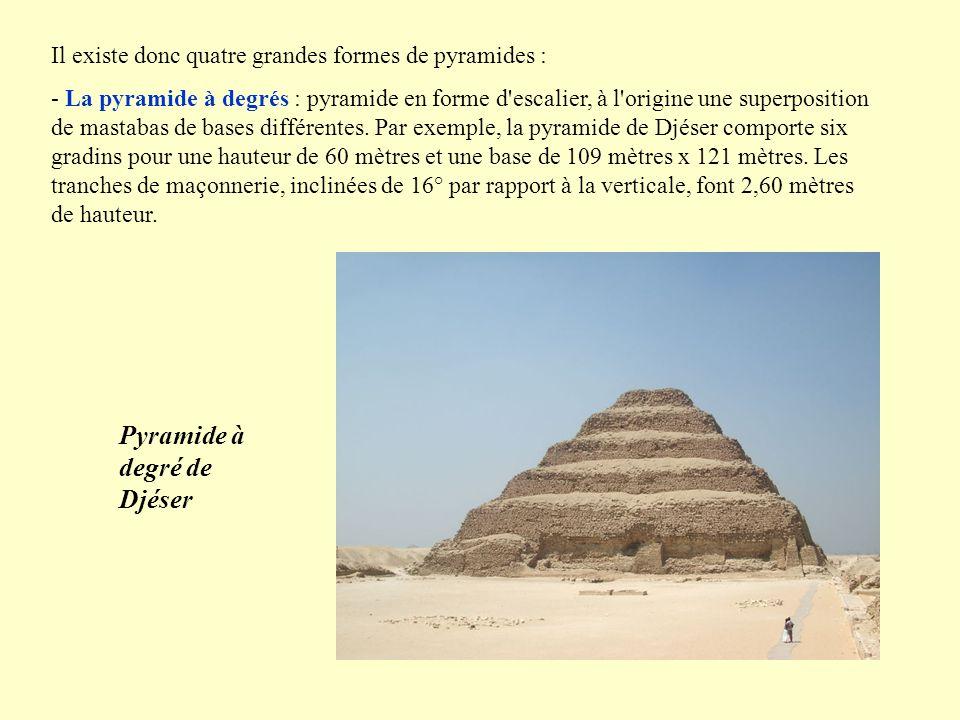Pyramide à degré de Djéser