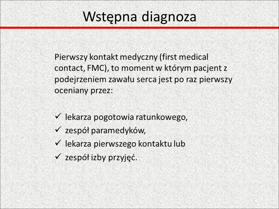 Wstępna diagnoza