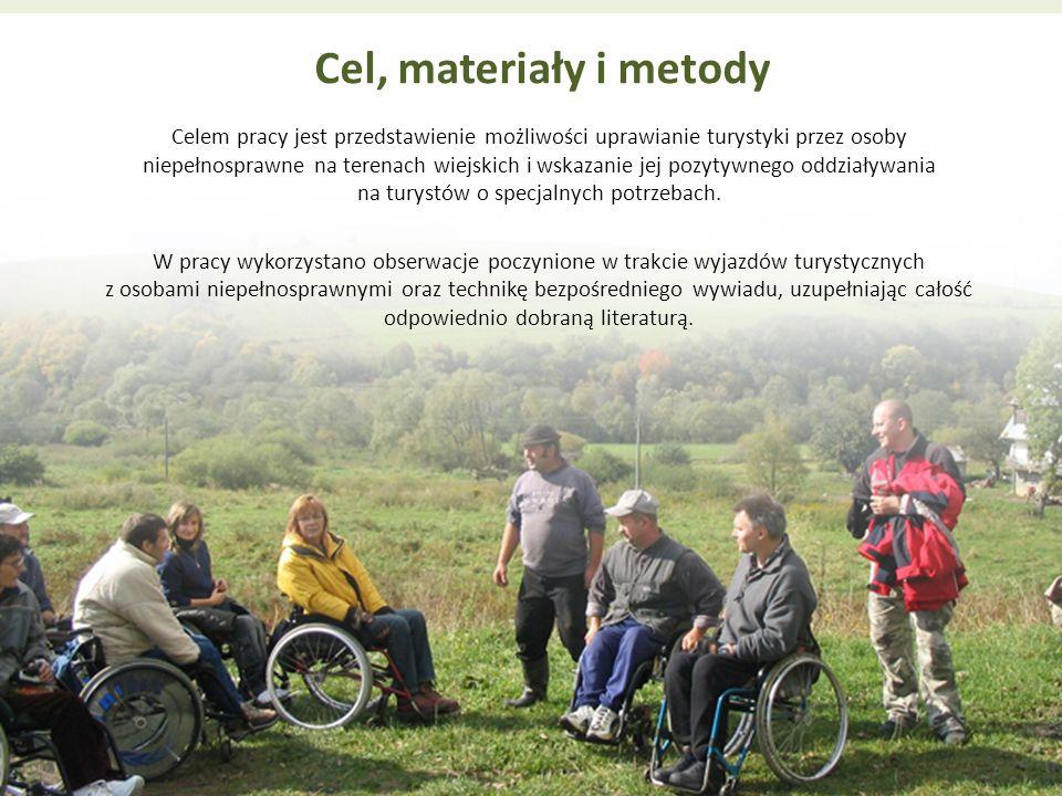 Cel, materiały i metody