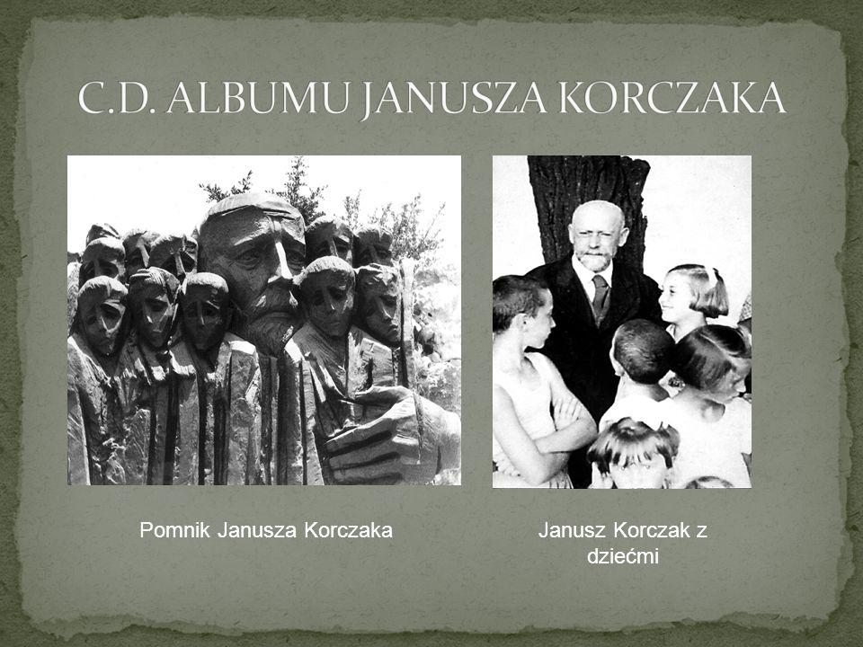 C.D. ALBUMU JANUSZA KORCZAKA