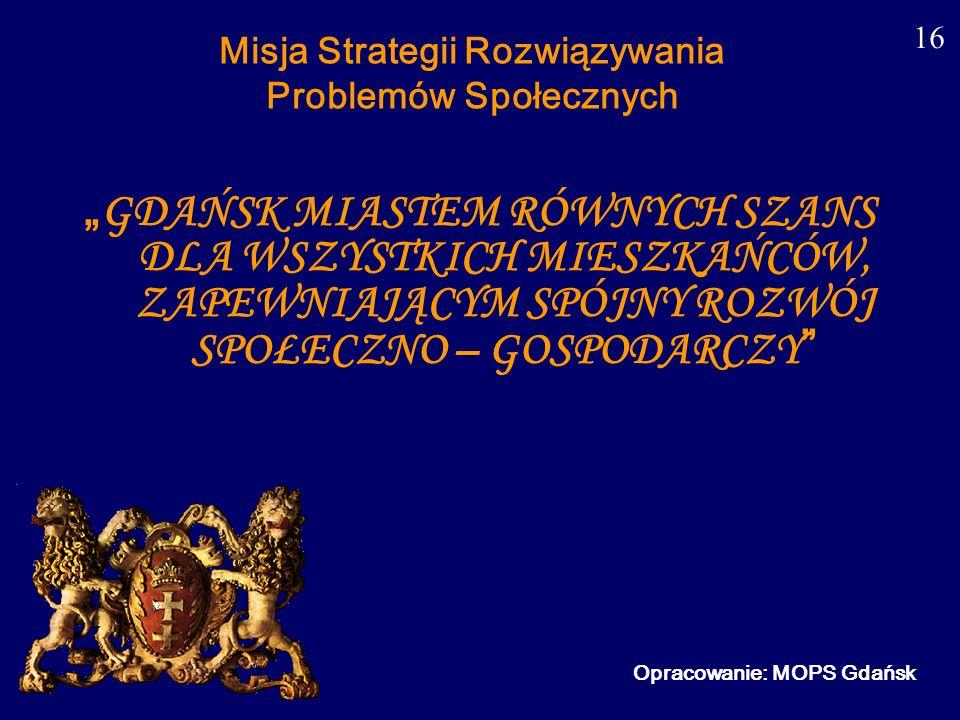 Misja Strategii Rozwiązywania Problemów Społecznych