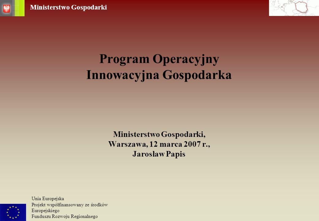 Ministerstwo Gospodarki,