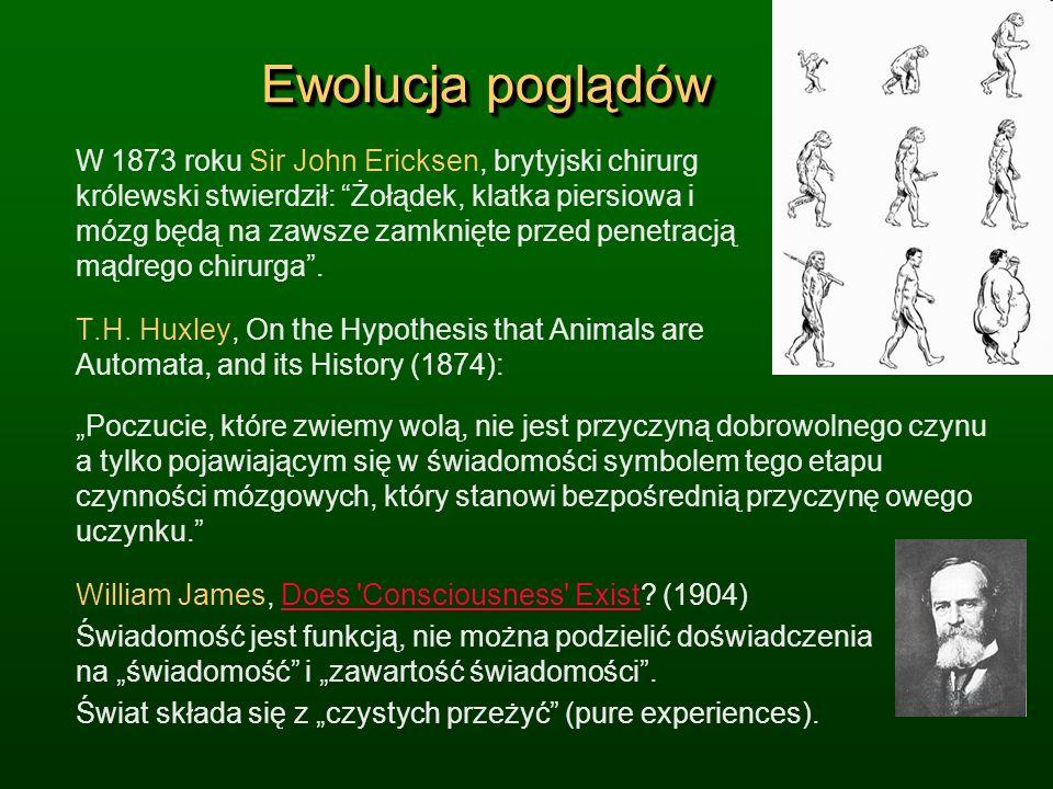 Ewolucja poglądów