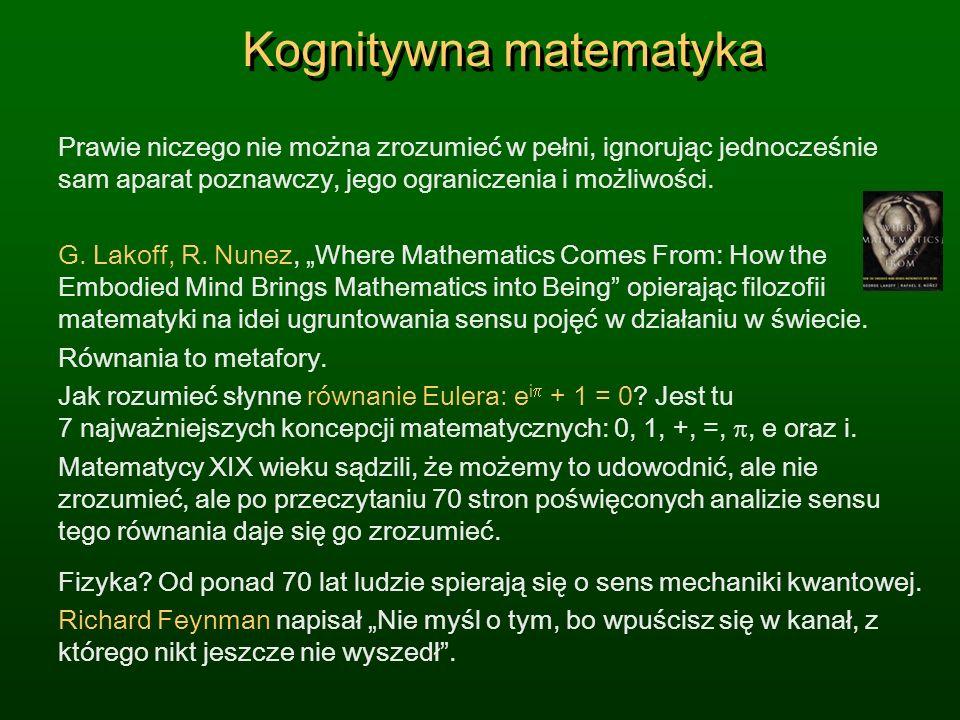 Kognitywna matematyka