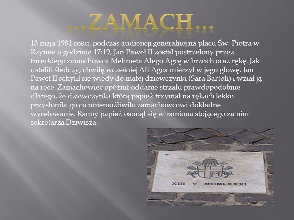 …Zamach…