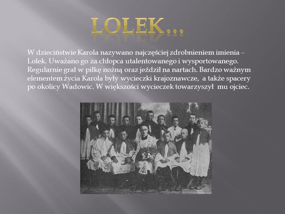 Lolek…