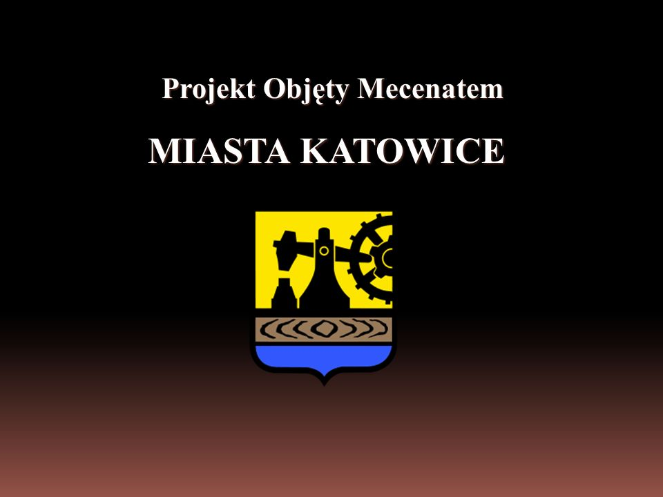 Projekt Objęty Mecenatem