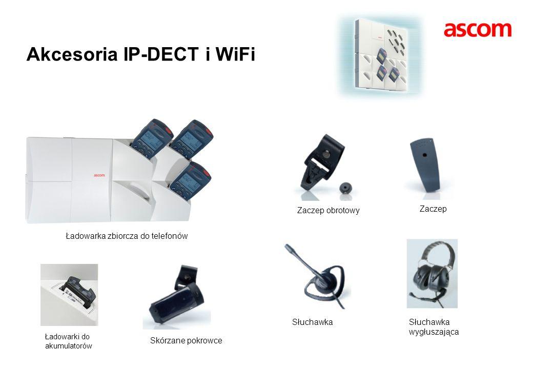 Akcesoria IP-DECT i WiFi