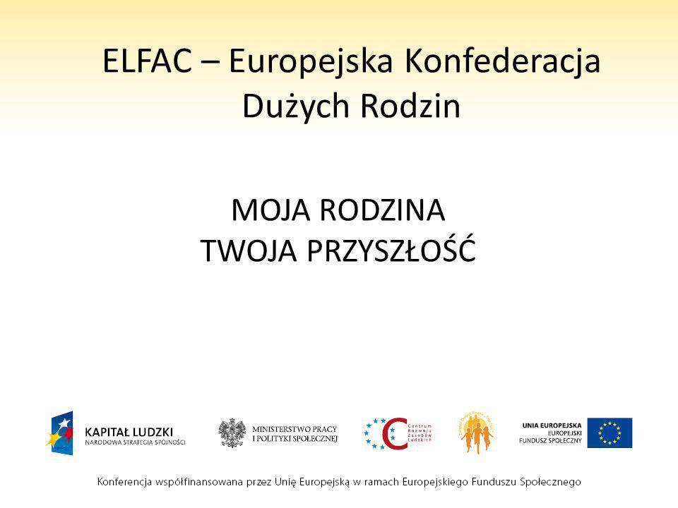 ELFAC – Europejska Konfederacja Dużych Rodzin