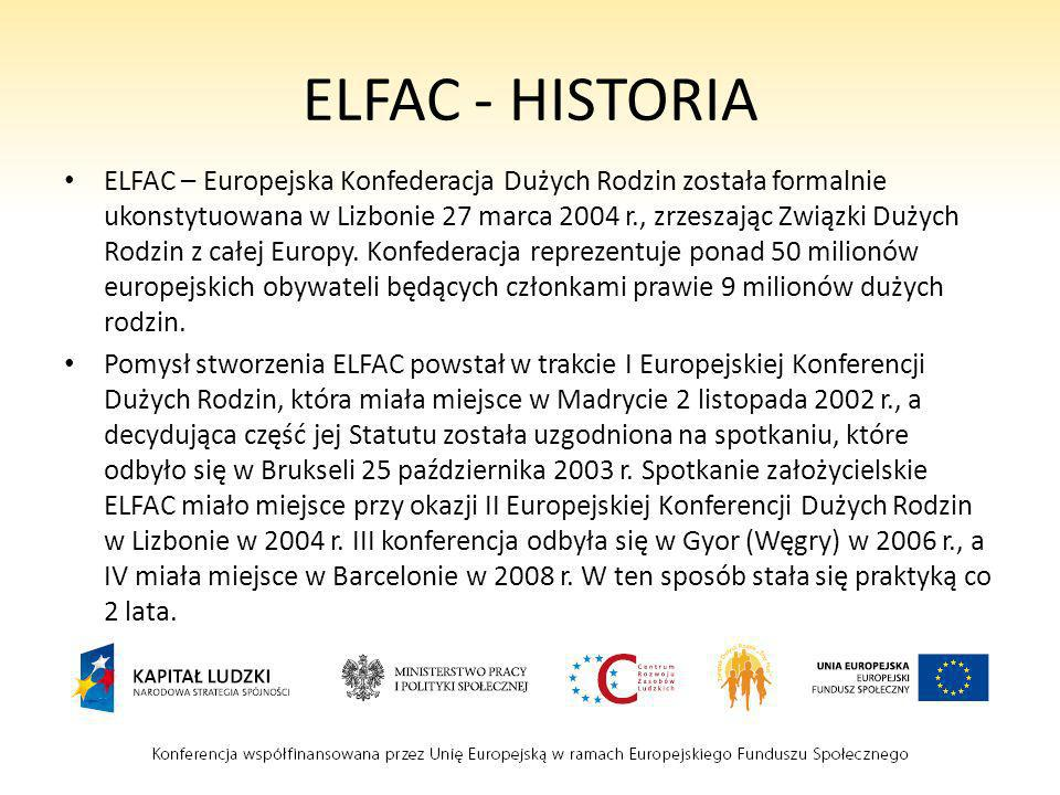 ELFAC - HISTORIA