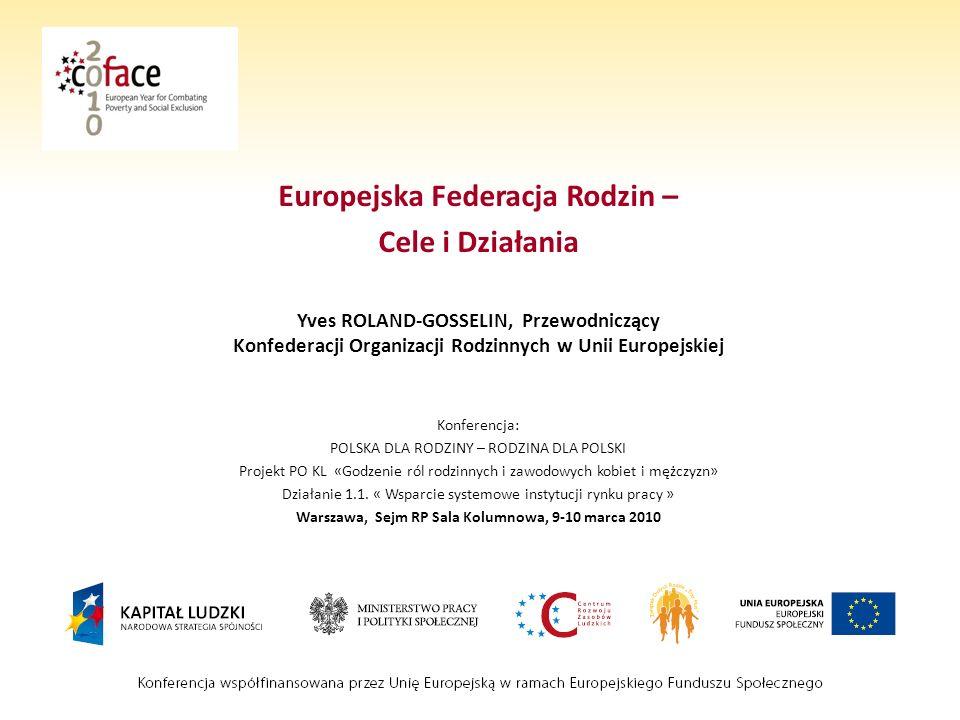 Europejska Federacja Rodzin –