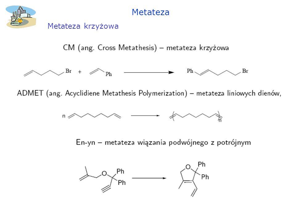 Metateza Metateza krzyżowa