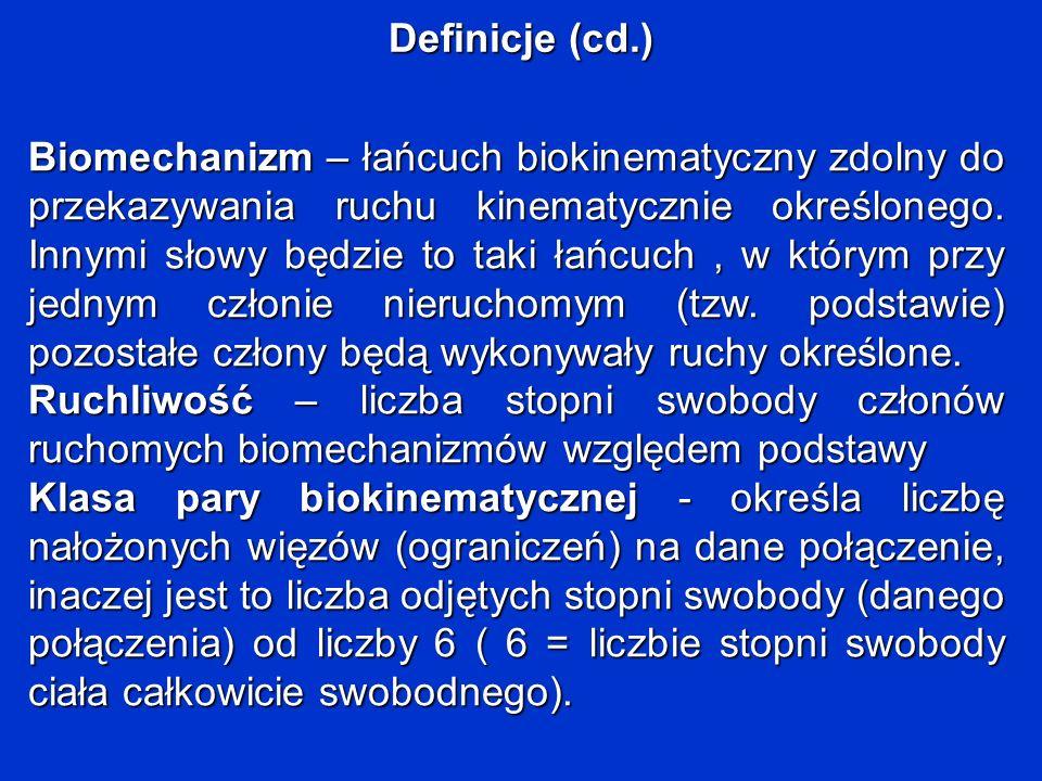 Definicje (cd.)