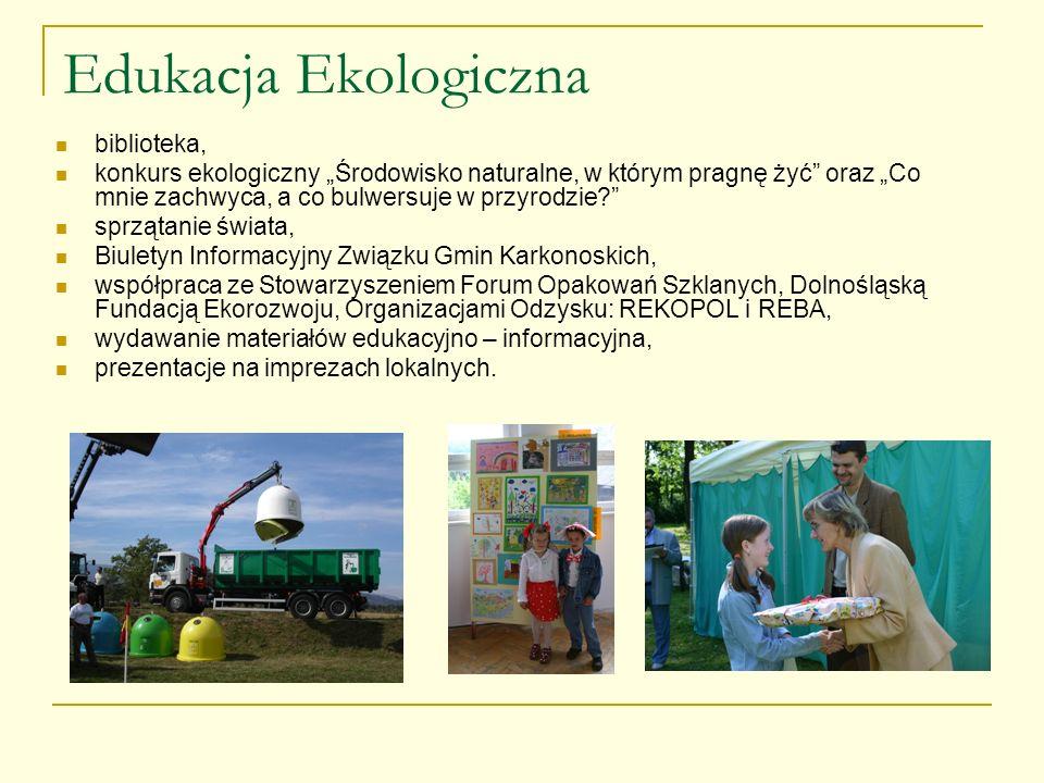 Edukacja Ekologiczna biblioteka,
