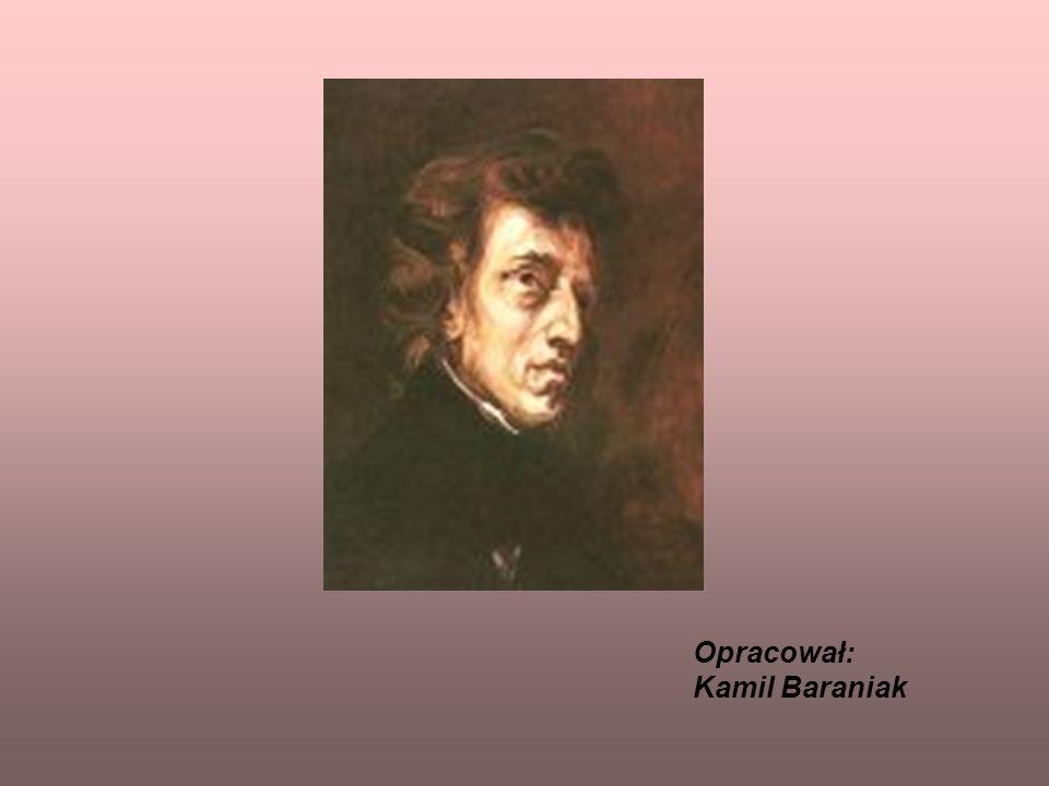 Opracował: Kamil Baraniak