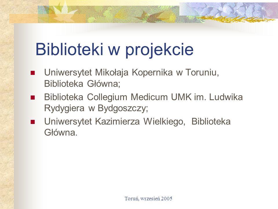 Biblioteki w projekcie