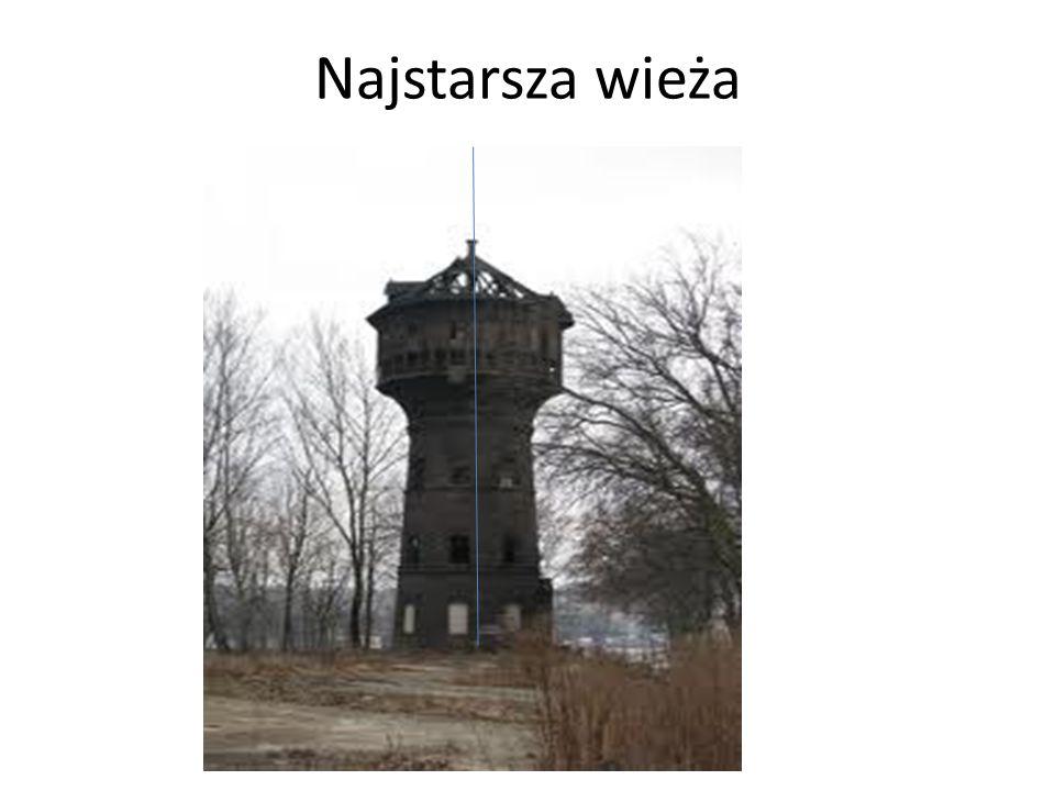 Najstarsza wieża