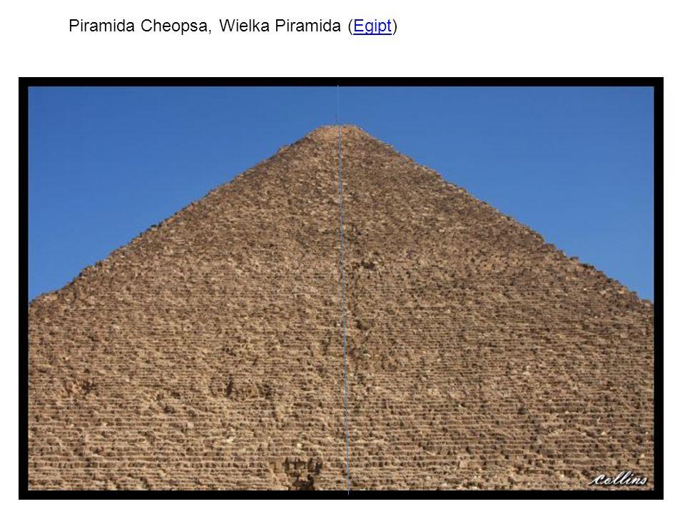 Piramida Cheopsa, Wielka Piramida (Egipt)