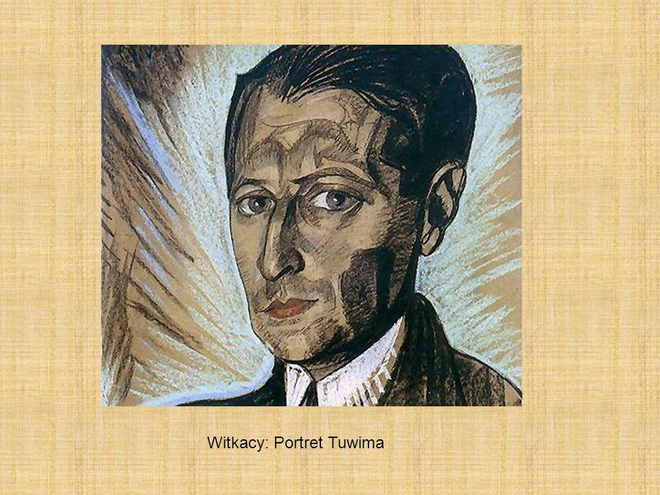 Witkacy: Portret Tuwima