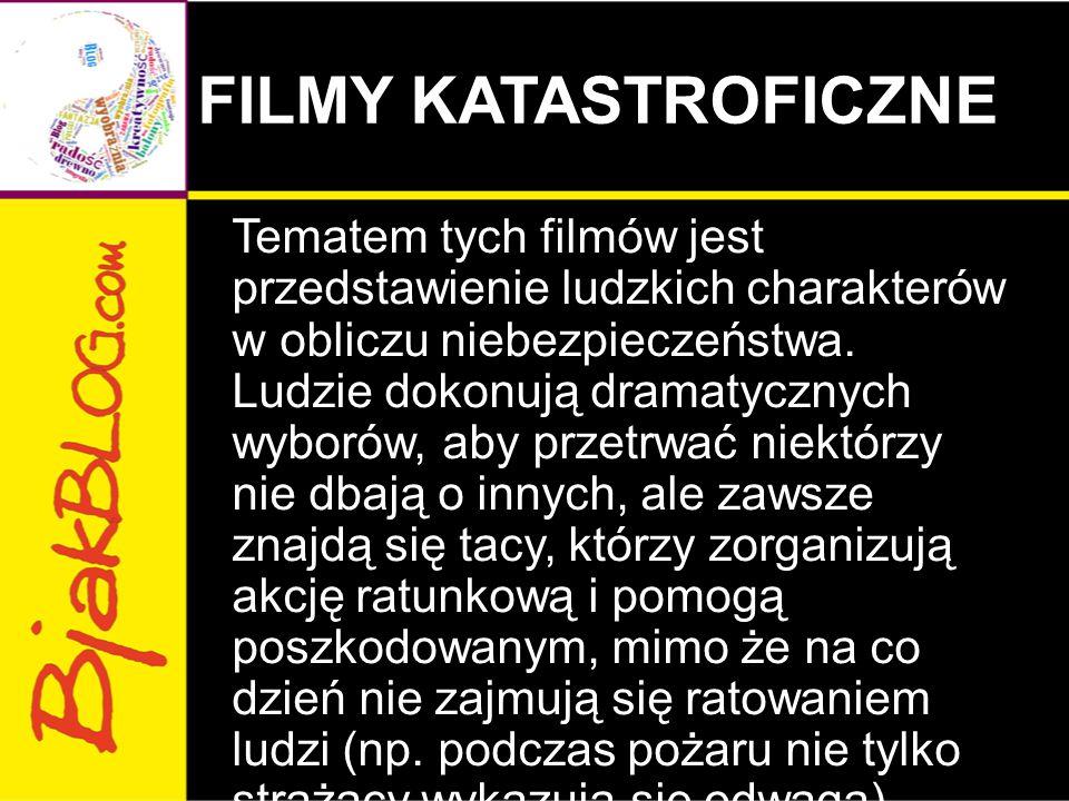 FILMY KATASTROFICZNE
