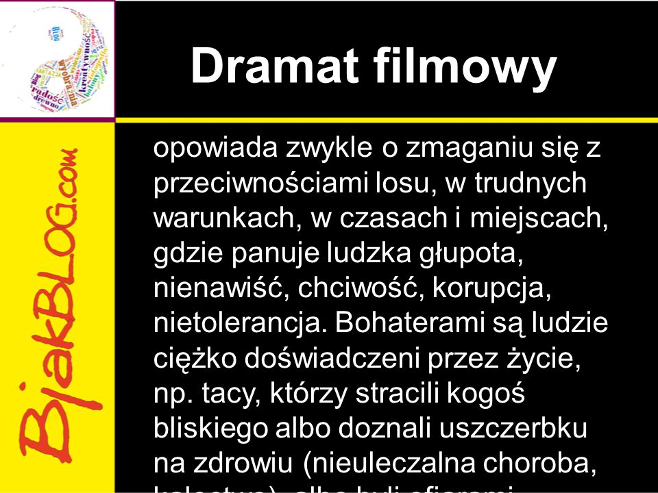 Dramat filmowy