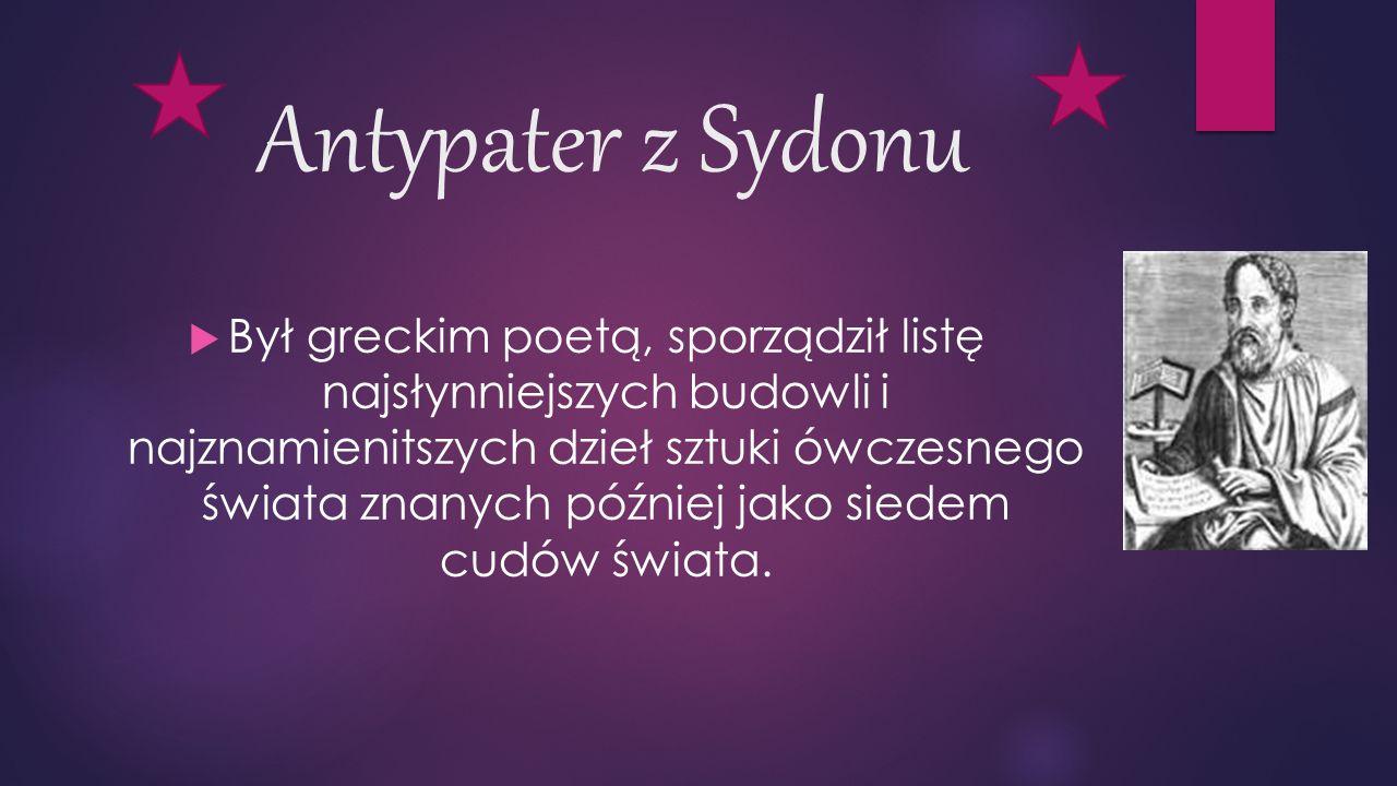 Antypater z Sydonu