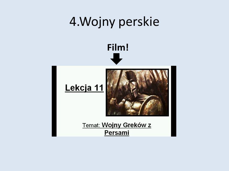 4.Wojny perskie Film!