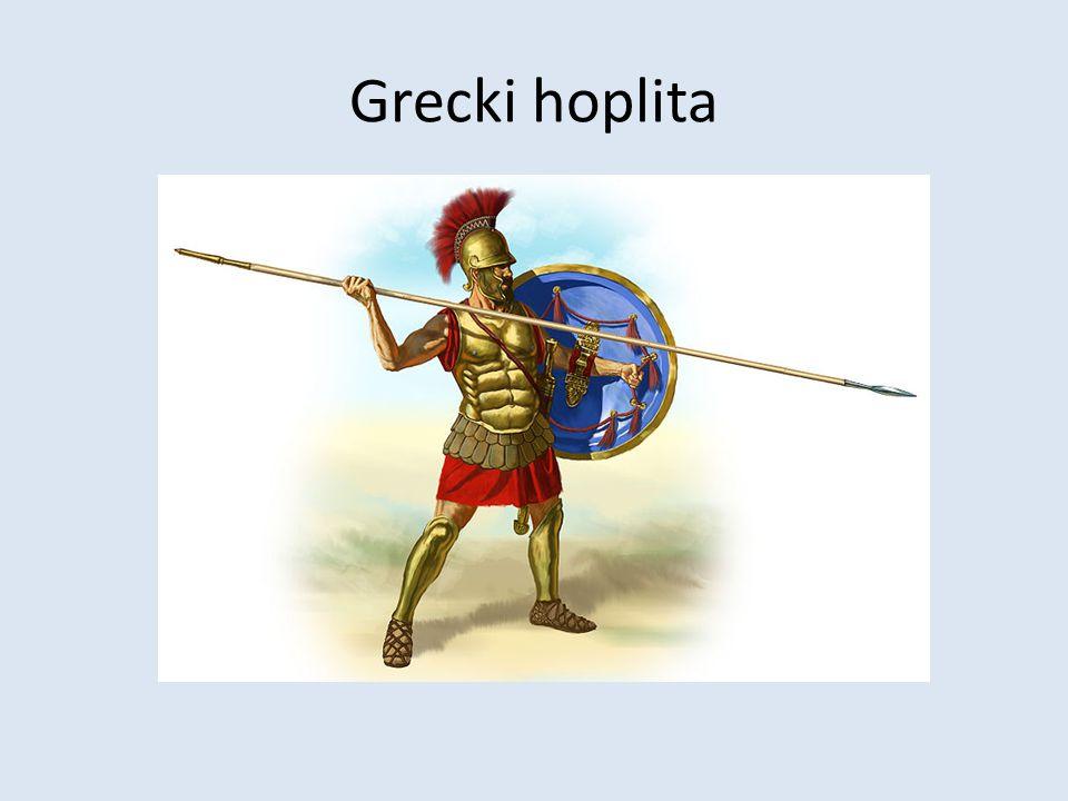 Grecki hoplita