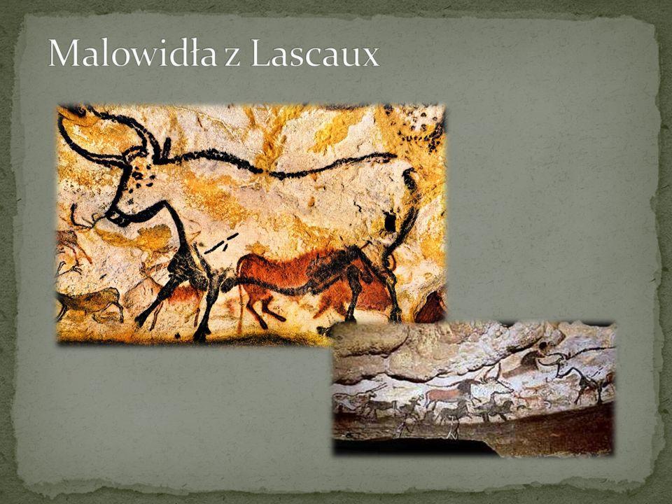 Malowidła z Lascaux