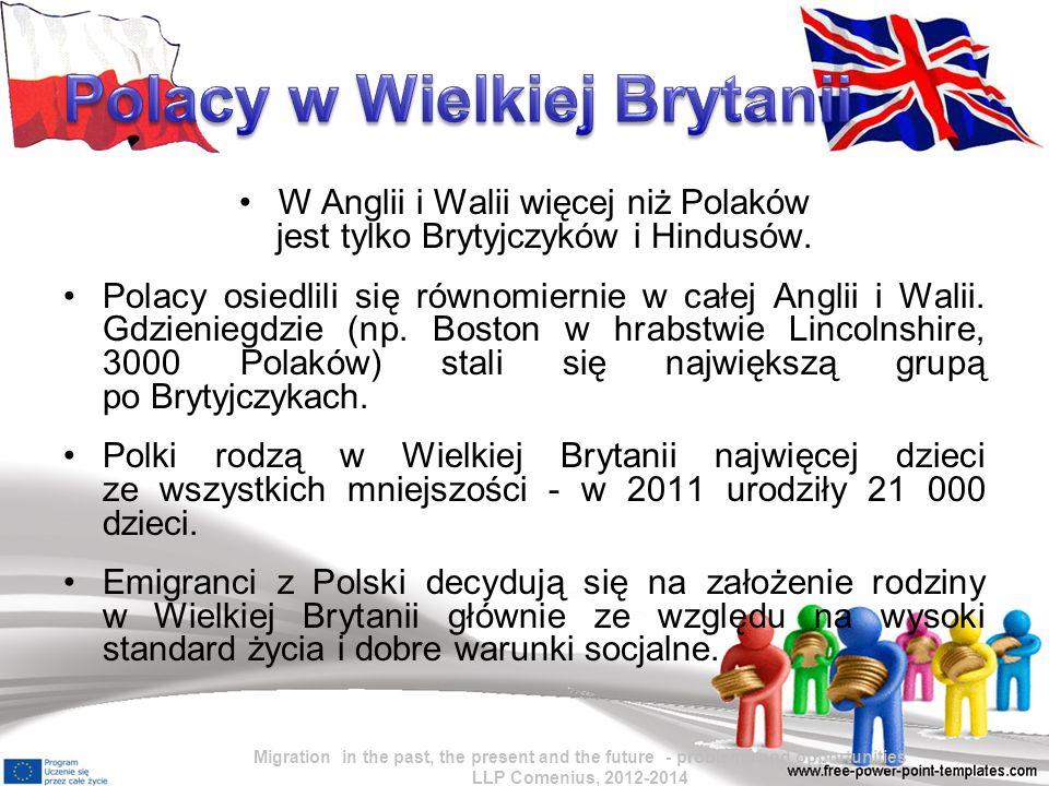 Polacy w Wielkiej Brytanii