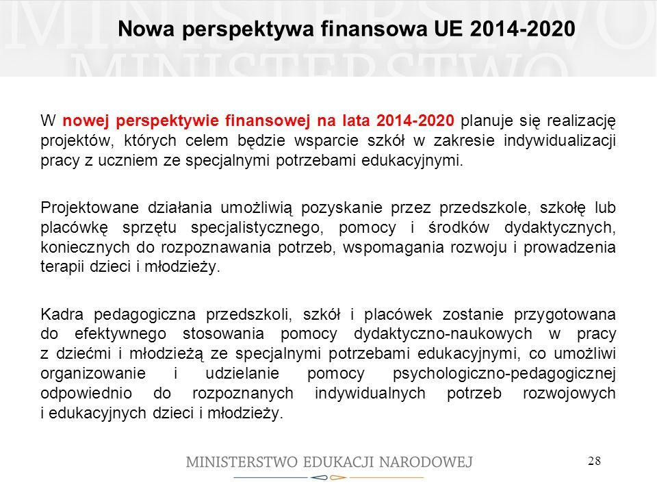 Nowa perspektywa finansowa UE 2014-2020