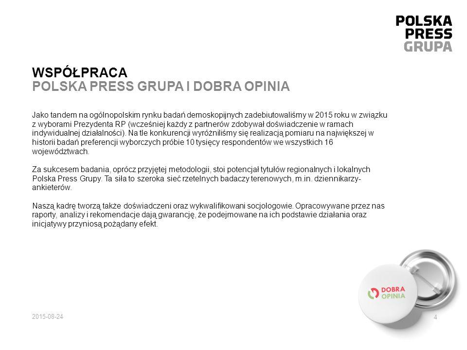Współpraca Polska Press Grupa i dobra opinia