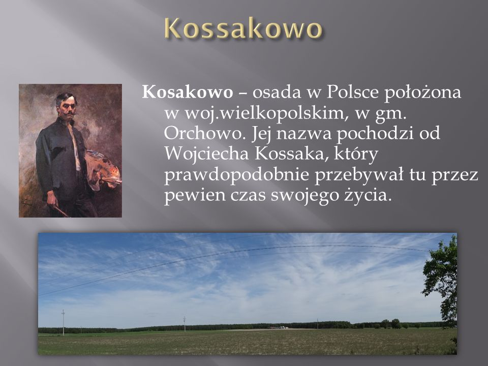 Kossakowo