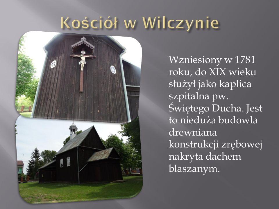 Kościół w Wilczynie