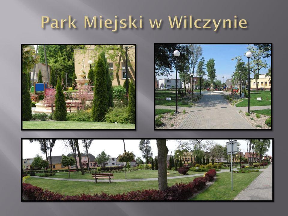 Park Miejski w Wilczynie