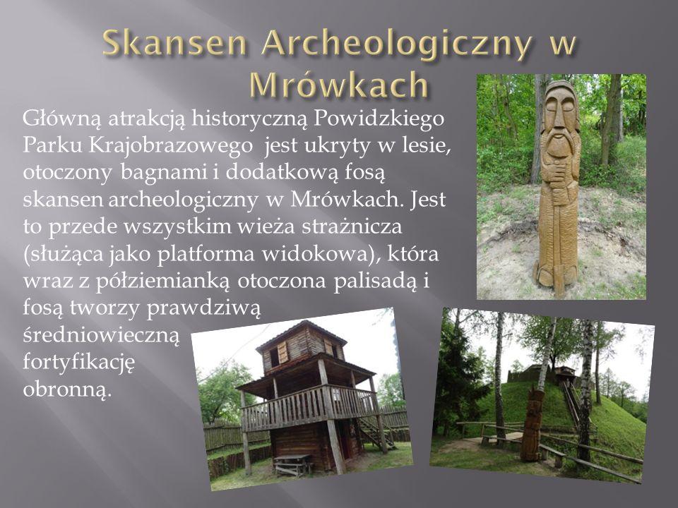 Skansen Archeologiczny w Mrówkach