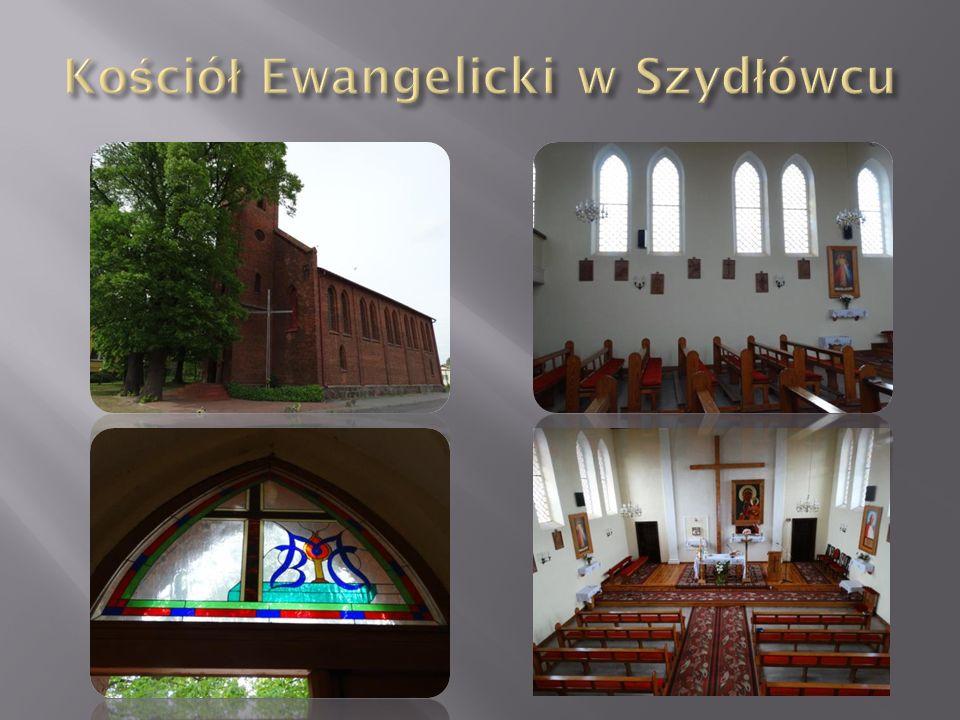 Kościół Ewangelicki w Szydłówcu