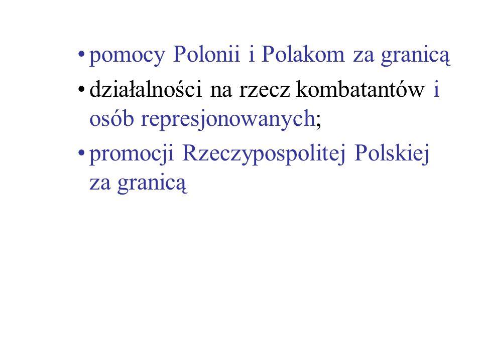 pomocy Polonii i Polakom za granicą