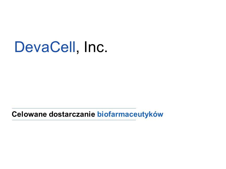 Celowane dostarczanie biofarmaceutyków