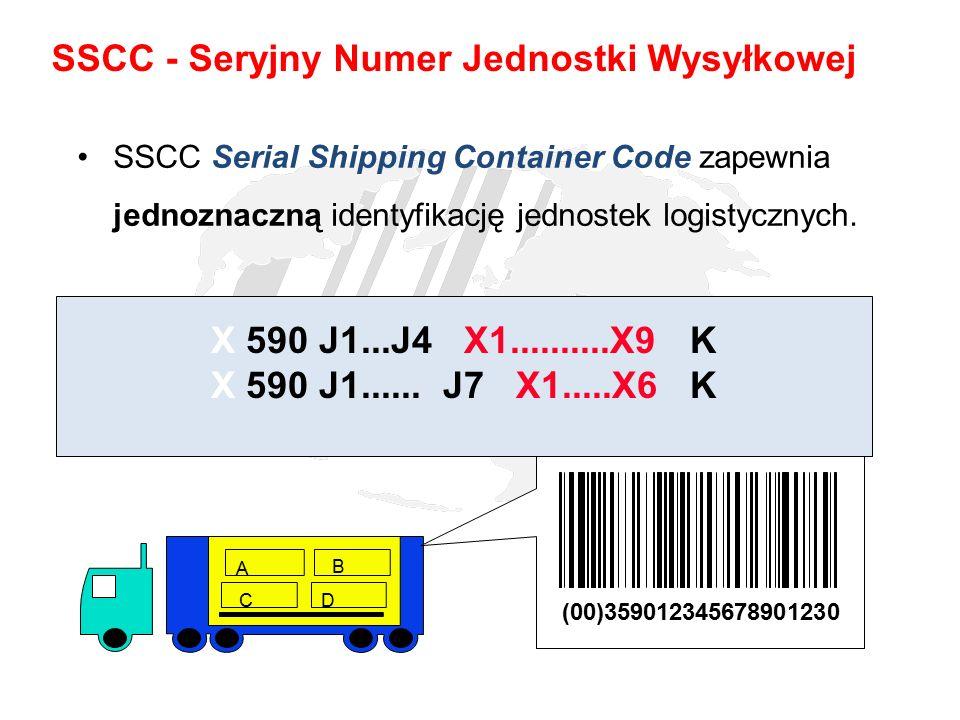 SSCC - Seryjny Numer Jednostki Wysyłkowej