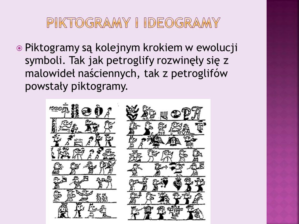 Piktogramy i ideogramy