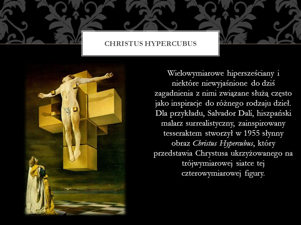 Christus Hypercubus