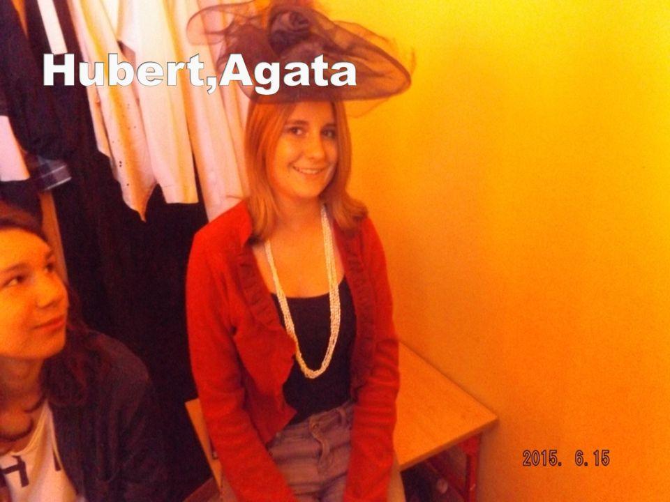 Hubert,Agata