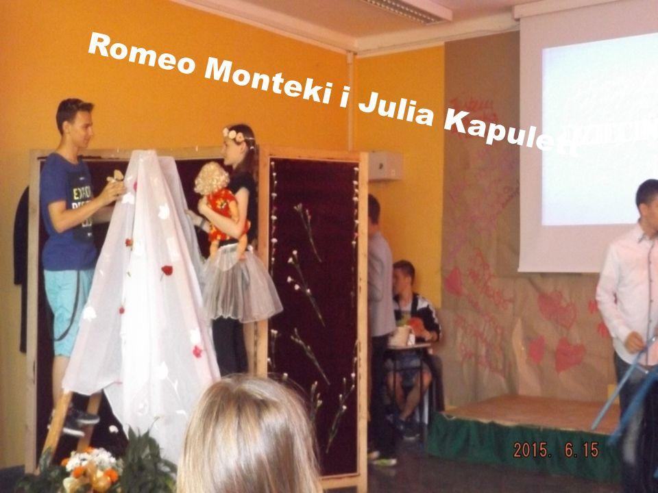 Romeo Monteki i Julia Kapulett