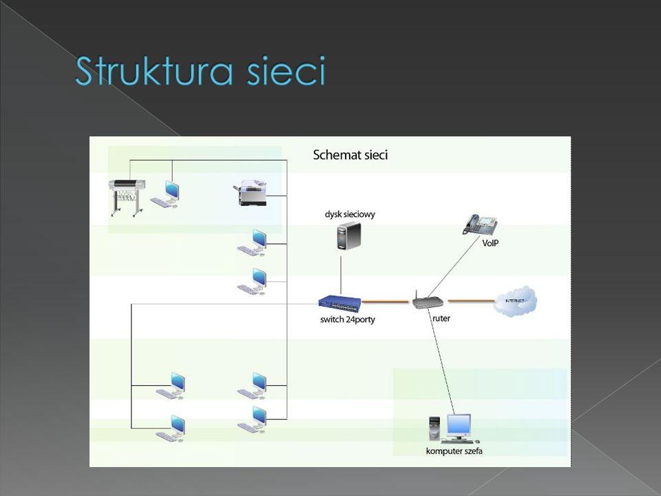 Struktura sieci